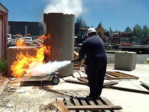 Disaster Response Training