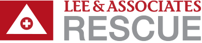Lee & Associates Rescue Retina Logo